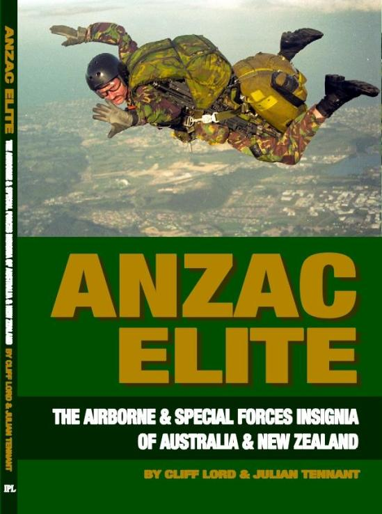anzac elite the airborne and special forces insignia of australia and new zealand