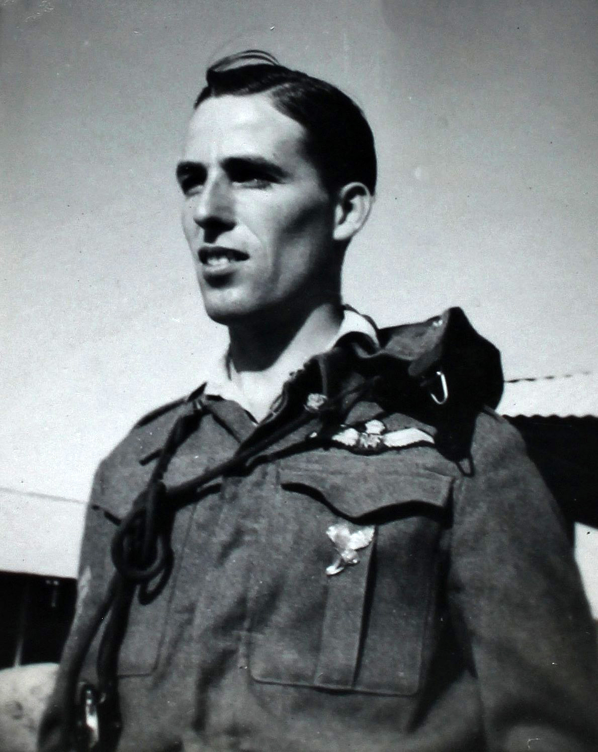 Winged boot RAF 38 Sqn Pilot at Shallufa Eygpt early 1942