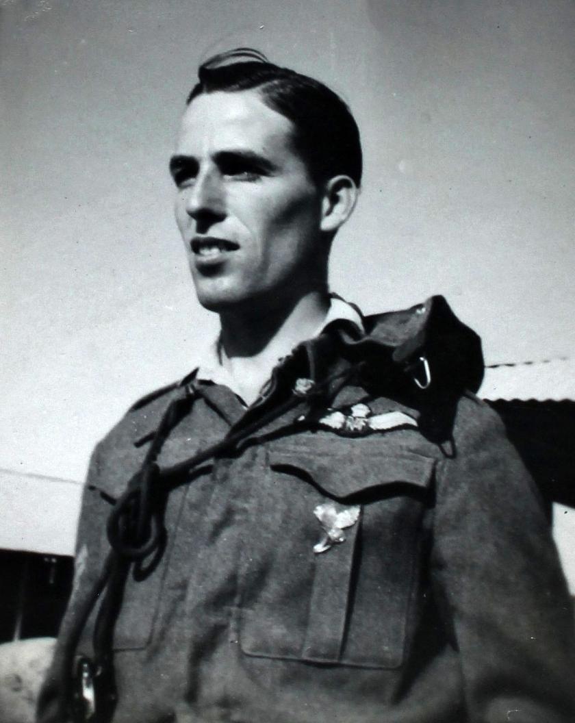 Winged boot RAF 38 Sqn Pilot at Shallufa Eygpt early 1942