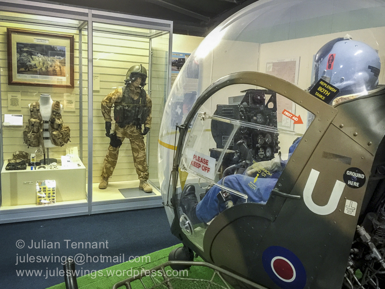 Post 1945 Galleries at the Museum of Army Flying