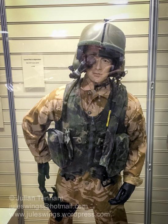 Apache pilot - Afghanistan.