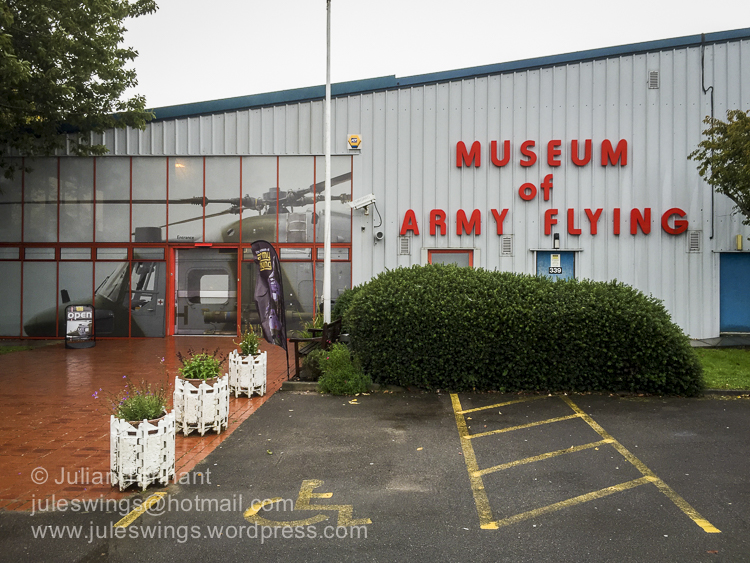 Museum of Army Flying Middle Wallop, Stockbridge Hampshire SO20 8DY United Kingdom