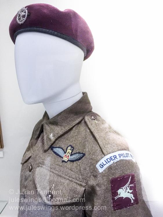 Glider Pilot Regiment battledress uniform