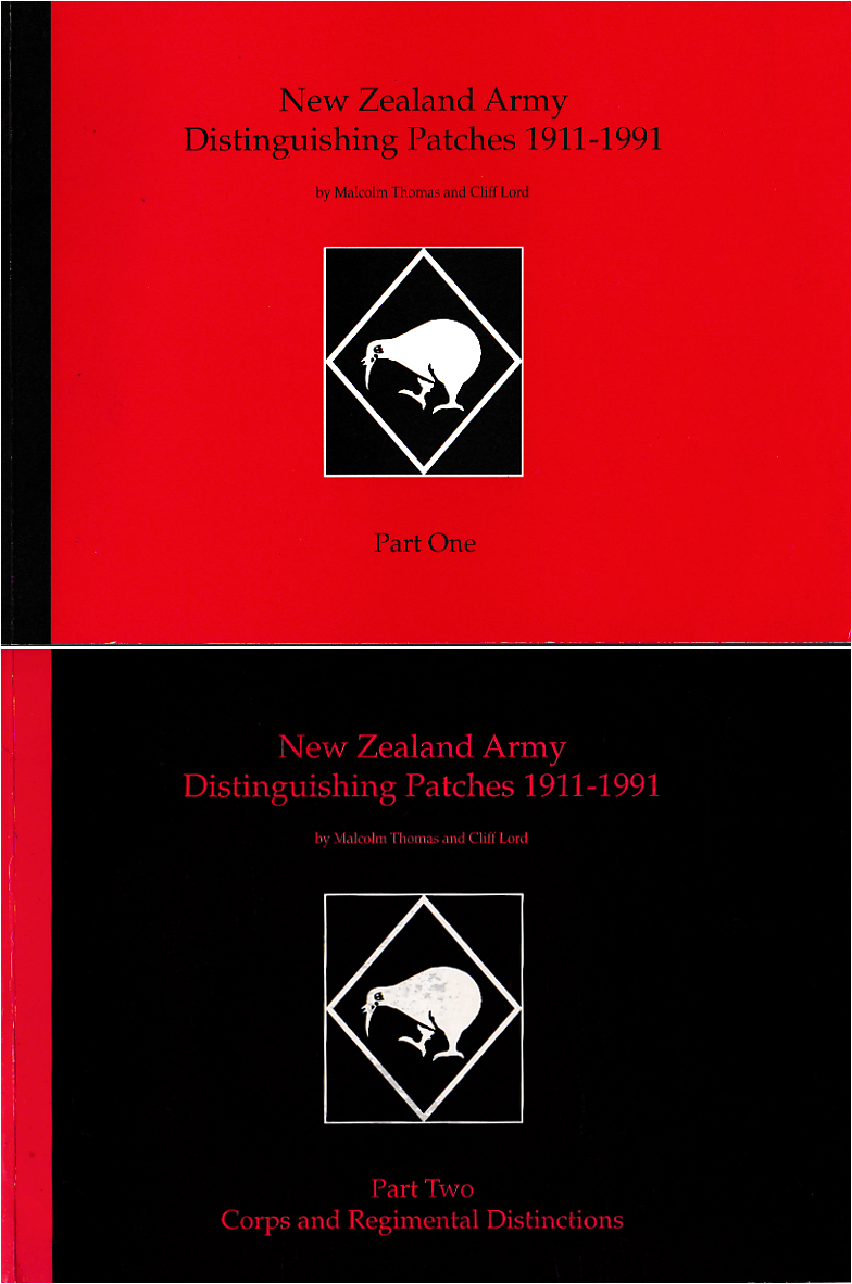 New Zealand Army Distinguishing Patches 1911-1991