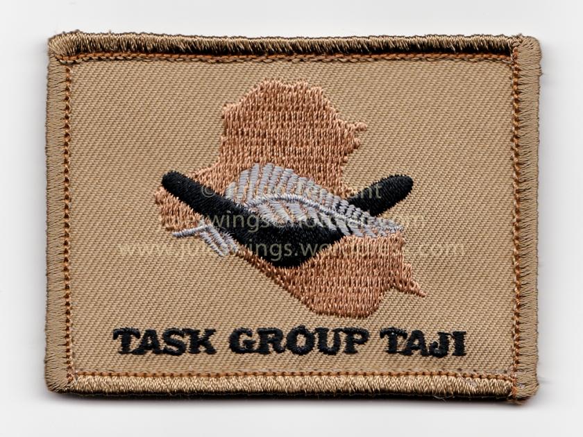 Task Group Taji 2016 patch