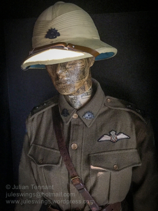 Spirit of ANZAC Centenary exchibition. Perth 2016