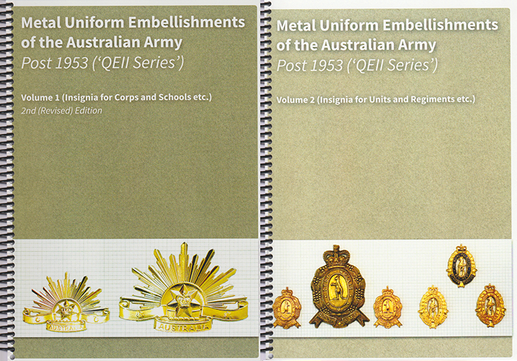 butler cocoran badge book vol1and2