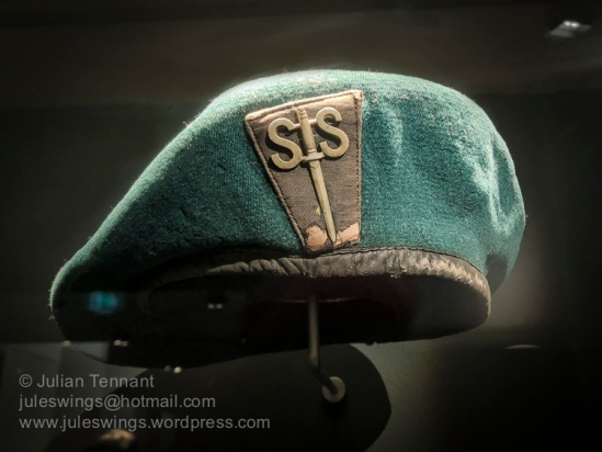 WW2 British No. 2 Commando beret