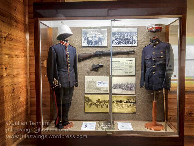 Albany Barracks museum