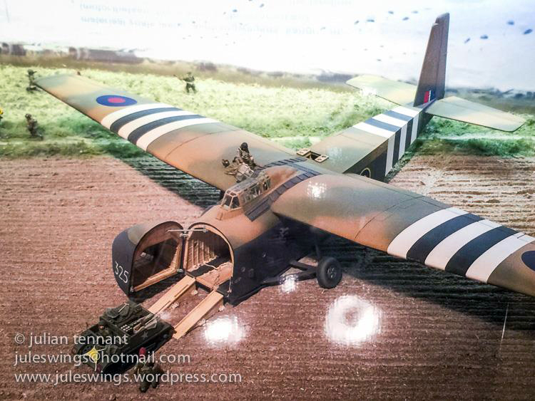 Operation Market Garden. Glider Collection Wolfheze.