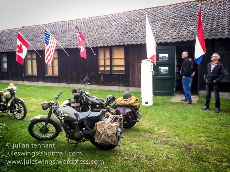 Operation Market Garden Glider Collection Wolfheze