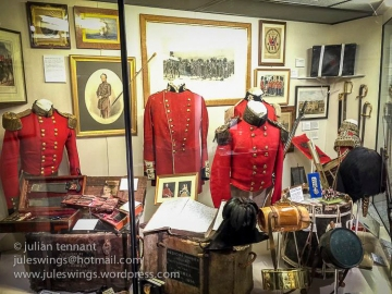 The Guards Museum Wellington Barracks. Photo: Julian Tennant