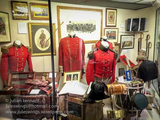 The Guards Museum Wellington Barracks. Photo: Julian Tennant