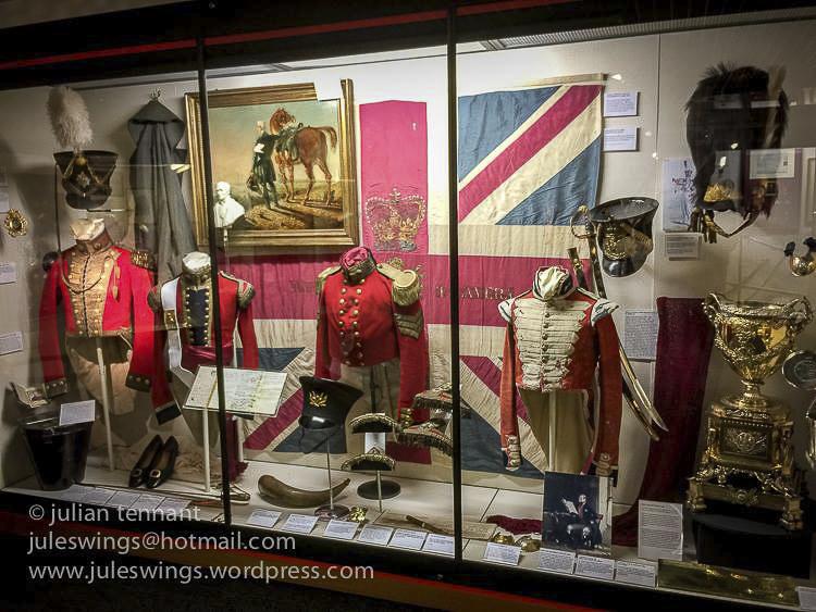 The Guards MuseumWellington Barracks. Photo: Julian Tennant