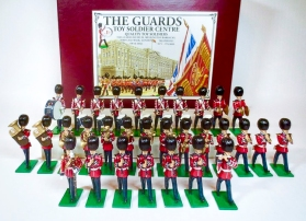 Co-located just outside the museum is The Guards Toy Soldier Centre which serves as a museum shop as well as selling an impressive range of model and toy soldiers.