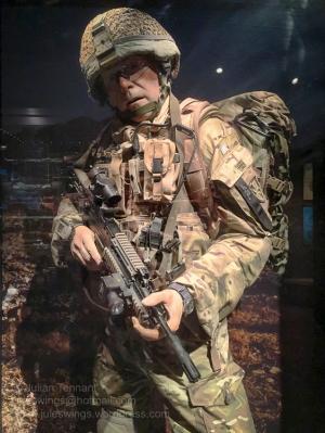 Airborne Assault Museum IWM Duxford. Photo: Julian Tennant