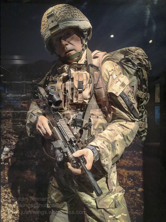 Airborne Assault Museum IWM Duxford. Photo: Julian Tennant