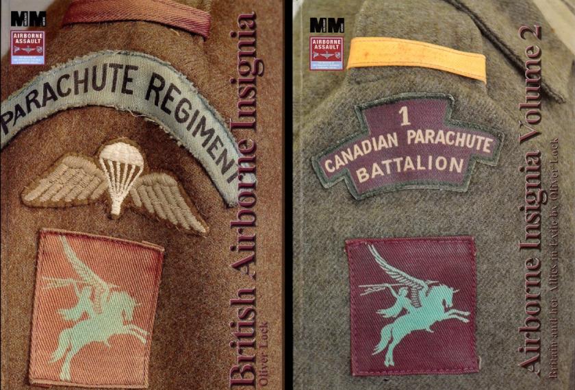 Oliver Lock Airborne Insignia books 1and2-01