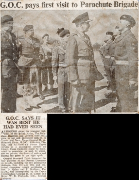 Congo Mercenary. Parachute Regiment and 5 Commando (The Wild Geese) Group to Bill Jacobs. Collection: Julian Tennant