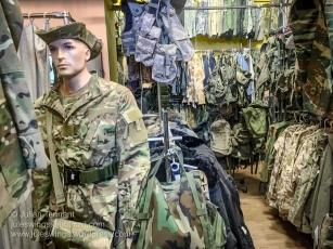 Prague Military Shop - Hybernska