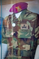 Uniform worn by members of the Malaysian Naval Special Operations unit, Pasukan Khas Laut, more commonly known as PASKAL.