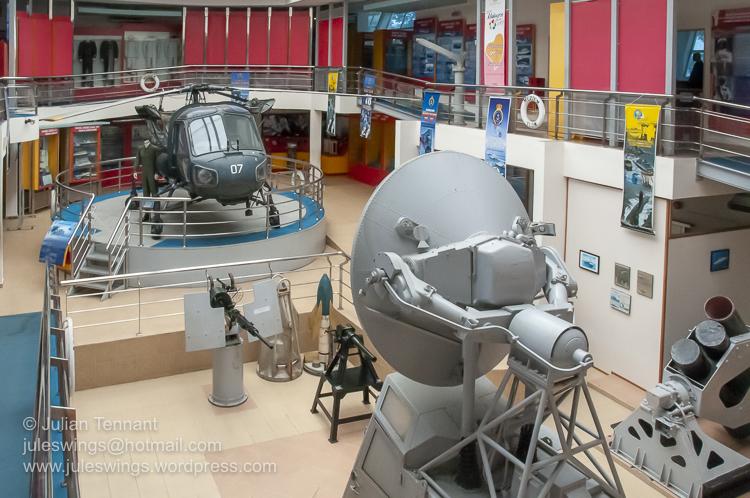 Royal Malaysian Navy Museum (Muzium Tentera Laut Diraja Malaysia)