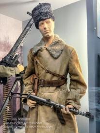 Prague - The Army Museum Žižkov