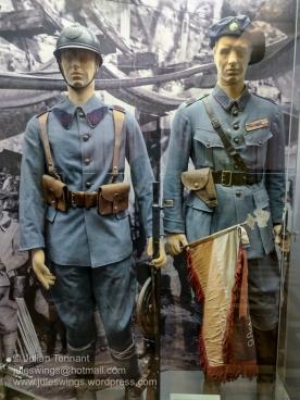 Prague - The Army Museum Žižkov. Photo Julian Tennant