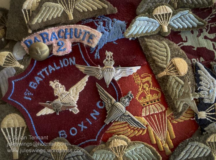 BOOKS: British Airborne Insignia & Airborne Insignia Volume 2 by OliverLock