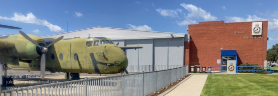 The RAAF Museum Point Cook, Victoria, Australia. Photo: Julian Tennant