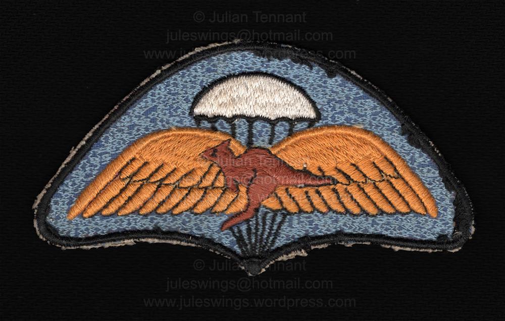 Australian Airborne Insignia #1 – AirbornePlatoon?