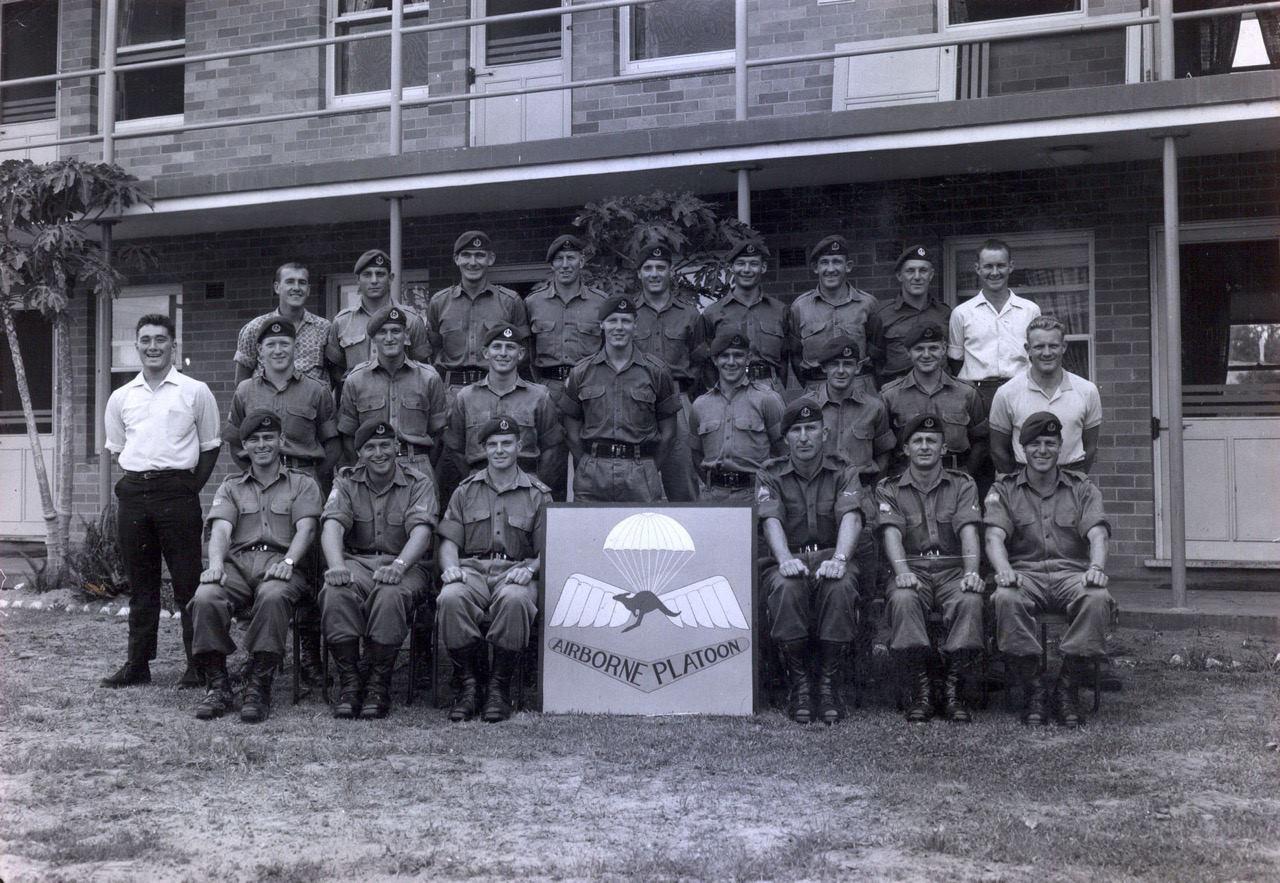 airborne platoon pts