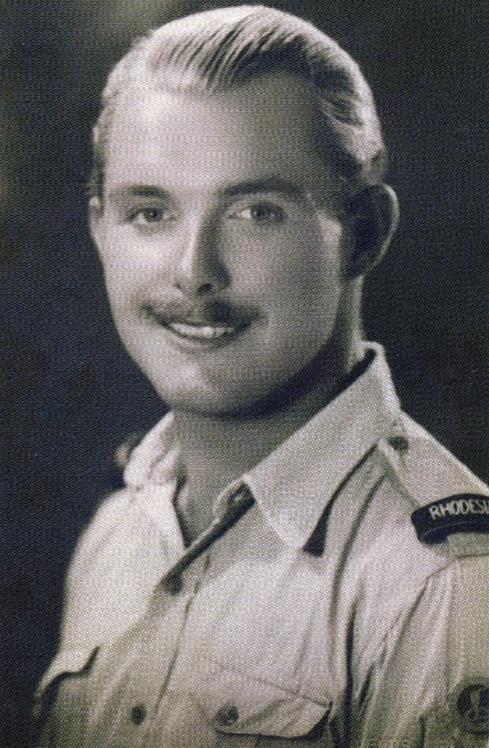 LRDG Rhodesia Signalman John Kevan-Recovered
