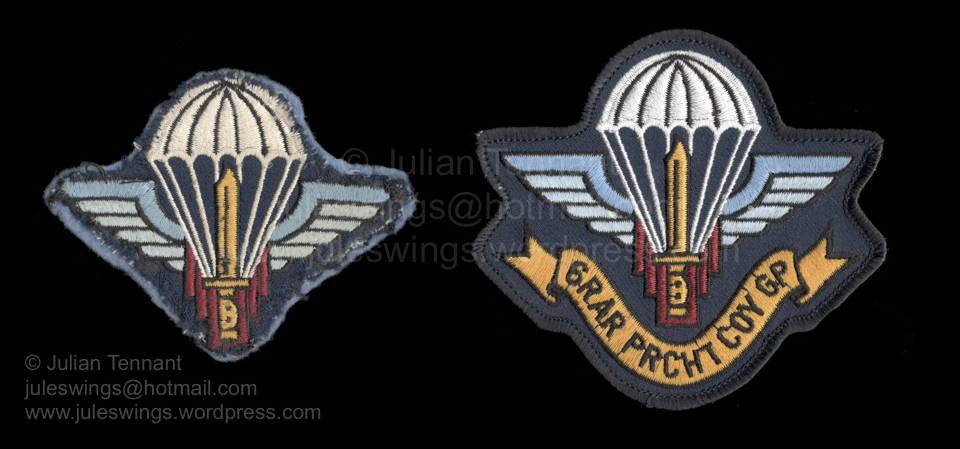 6RAR Para Coy Gp patch 3