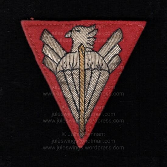 ARVN unidentified Airborne SSI 2-2