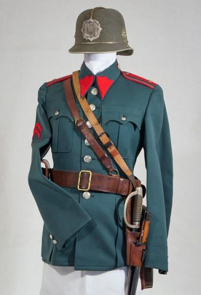 Police uniform 1938-39