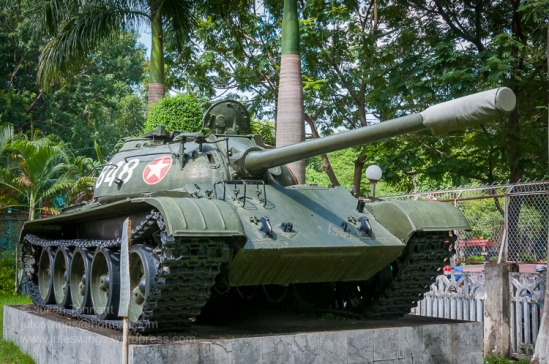 Ho Chi Minh Campaign Museum-06