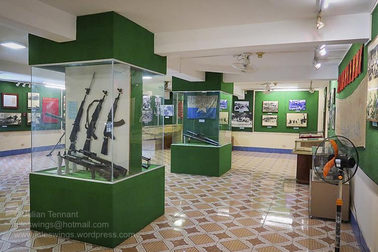 The Ho Chi Minh Campaign Museum – HCMC,Vietnam
