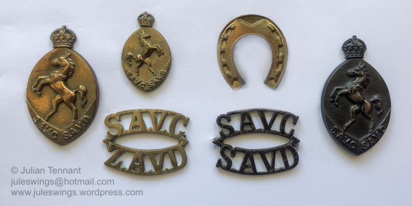 TENNANT Mervyn medal group badges-10