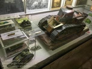 Musée Somme 1916 - Albert, France. Photo: Julian Tennant
