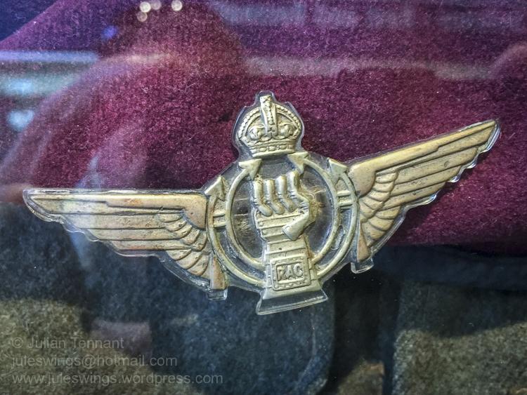6th Airborne Armoured Reconnaissance Regiment unofficial badge.