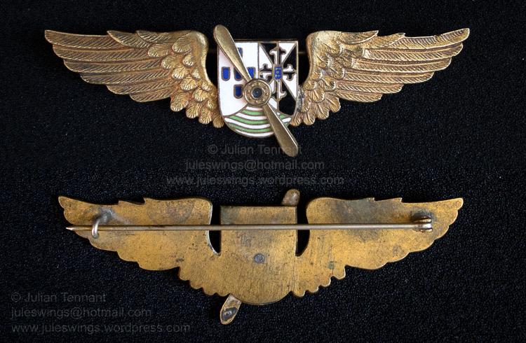 A Pre-1975 Transportes Aéreos de Timor Pilotswing