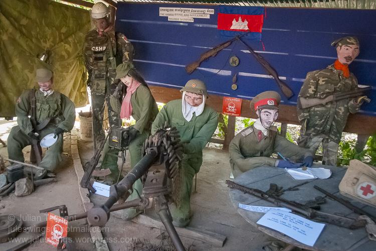 Siem Reap Cambodia Part 1 – The Cambodia LandmineMuseum