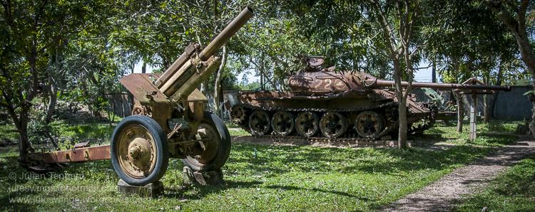 Siem Reap Cambodia Part 2 – The War Museum ofCambodia