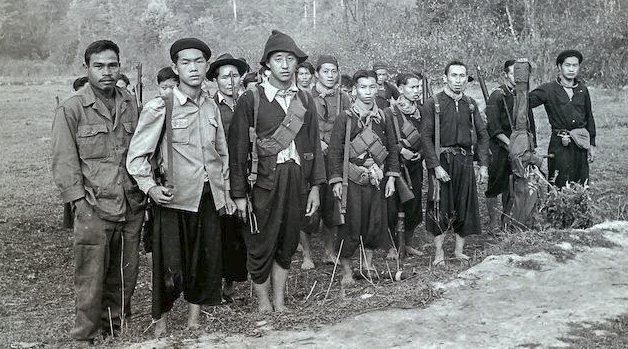 laos hmong fighters