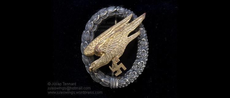 Luftwaffe Para Badge CE JUNCKER-7-Edit
