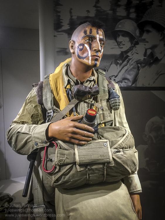 "Pfc. Jack N. ""Hawkeye"" Womer. HQ Co. 506 PIR. 101 Abn Div."