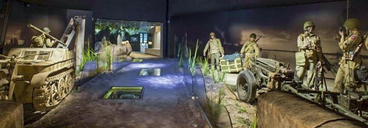 st mere eglise airborne museum neptune building pano-1