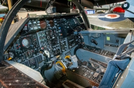 "General Dynamics F-111 ""Aardvark"" Cockpit Simulator. Photo: Julian Tennant"