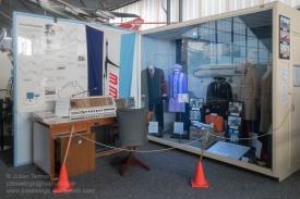 MacRobertson Miller Airlines (MMA) display at the RAAFA Aviation Heritage Museum of WA. Photo: Julian Tennant